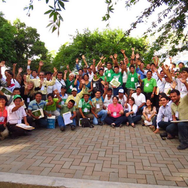 II Encuentro de Concesiones para Conservación y Áreas de Conservación Privada del Departamento de San Martín.