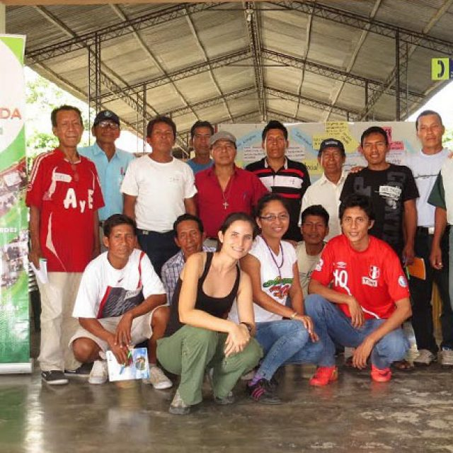 Comunidades indígenas de Loreto apuestan por concesiones para conservación en aguajales