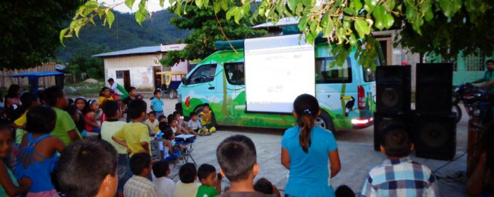 Promoviendo la conservación de la Amazonía con arte y cultura