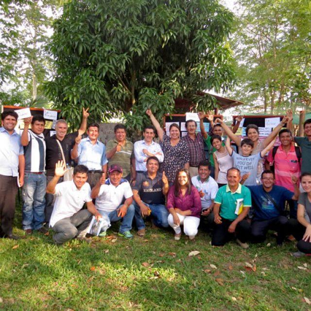 Concesionarios de San Martín fortalecen sus habilidades en educación y cultura ambiental
